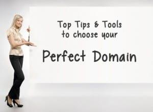 Choosing the Perfect Domain