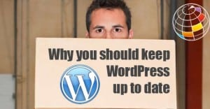 Why you should keep WordPress up to date