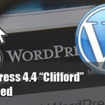WordPress 4.4. Released