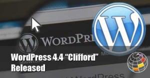 WordPress 4.4. Released